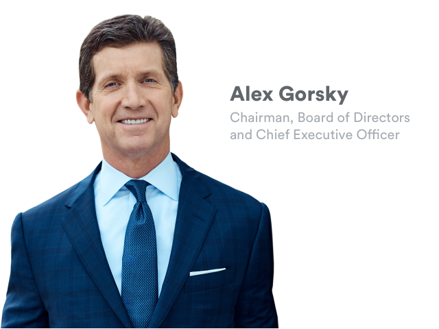 Alex Gorsky Homepage