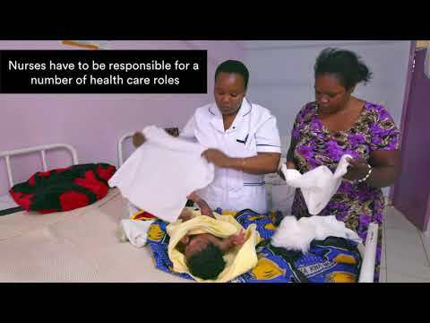A Day in the Life of a Nurse in East Africa