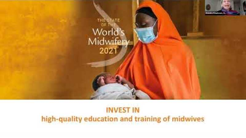Front Line in Focus Webinar: What Data, Midwives and Women Are Telling Us - May 27, 2021
